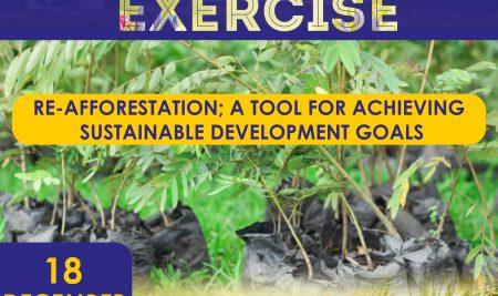 MAGU TREE PLANTING EXERCISE